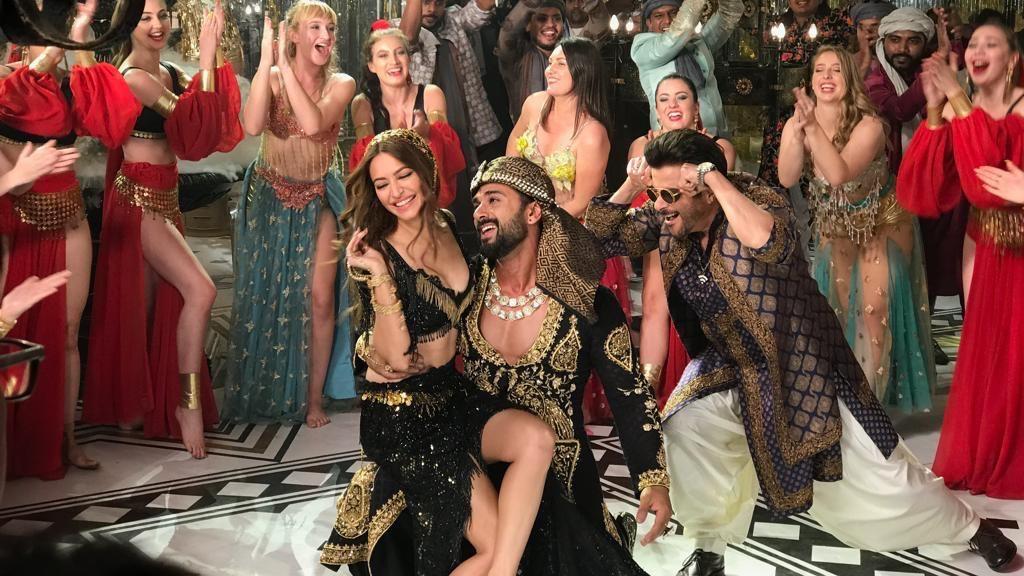 Pulkit Samrat's new song 'Walla Walla' will surely give you feels of an Arabian Night !