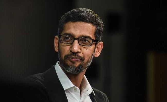 Sundar Pichai named CEO at Google's parent firm Alphabet