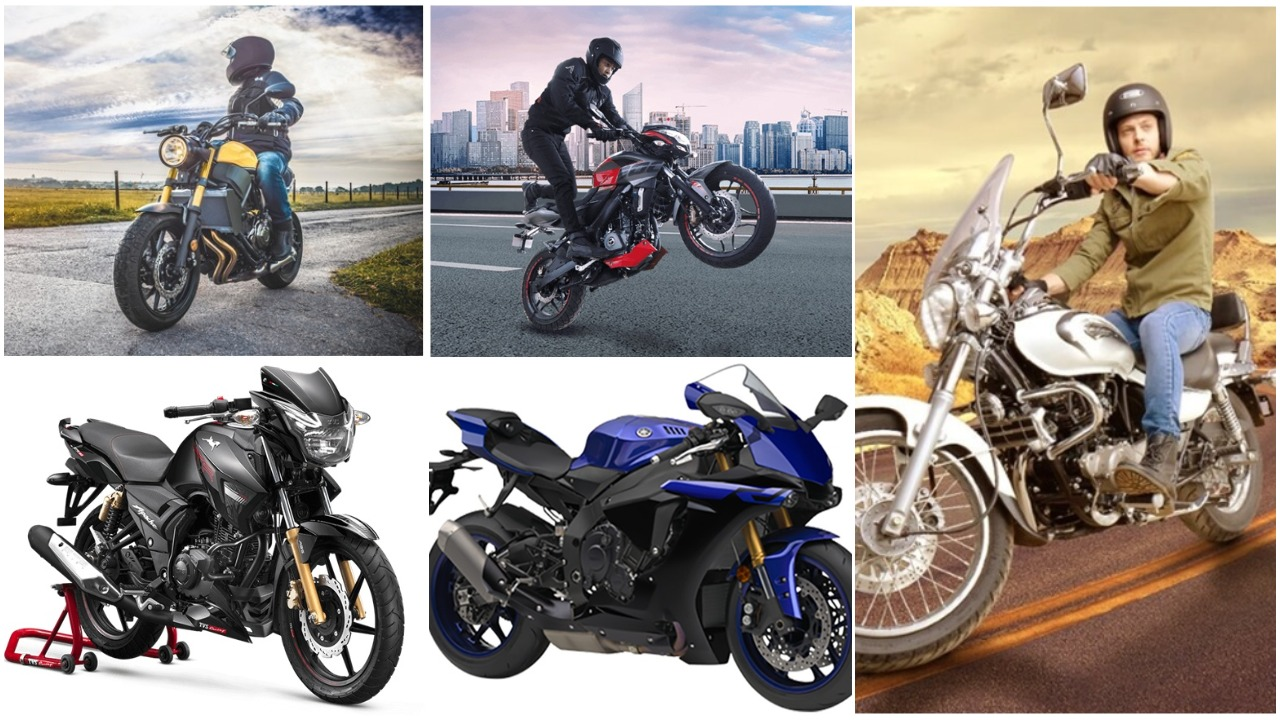 Top 5 Mid-Range Bikes that Rule the Indian Roads