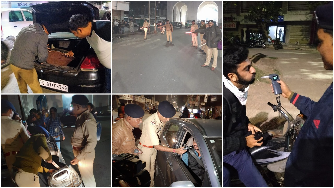 Vadodara police on toes in view of New Year eve parties