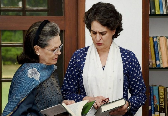 Complaint been filed against Sonia, Priyanka, Owaisi for giving provocative speeches against CAA