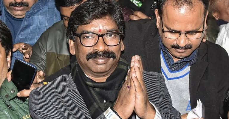 Jharkhand Polls: Hemant Soren's JMM-led alliance take off as BJP lost power