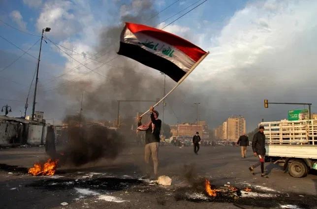 2 rockets crashed into Iraqi capital Baghdad's Green Zone