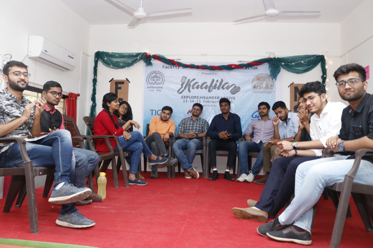 Various events organised on second day of Kaafila 2020