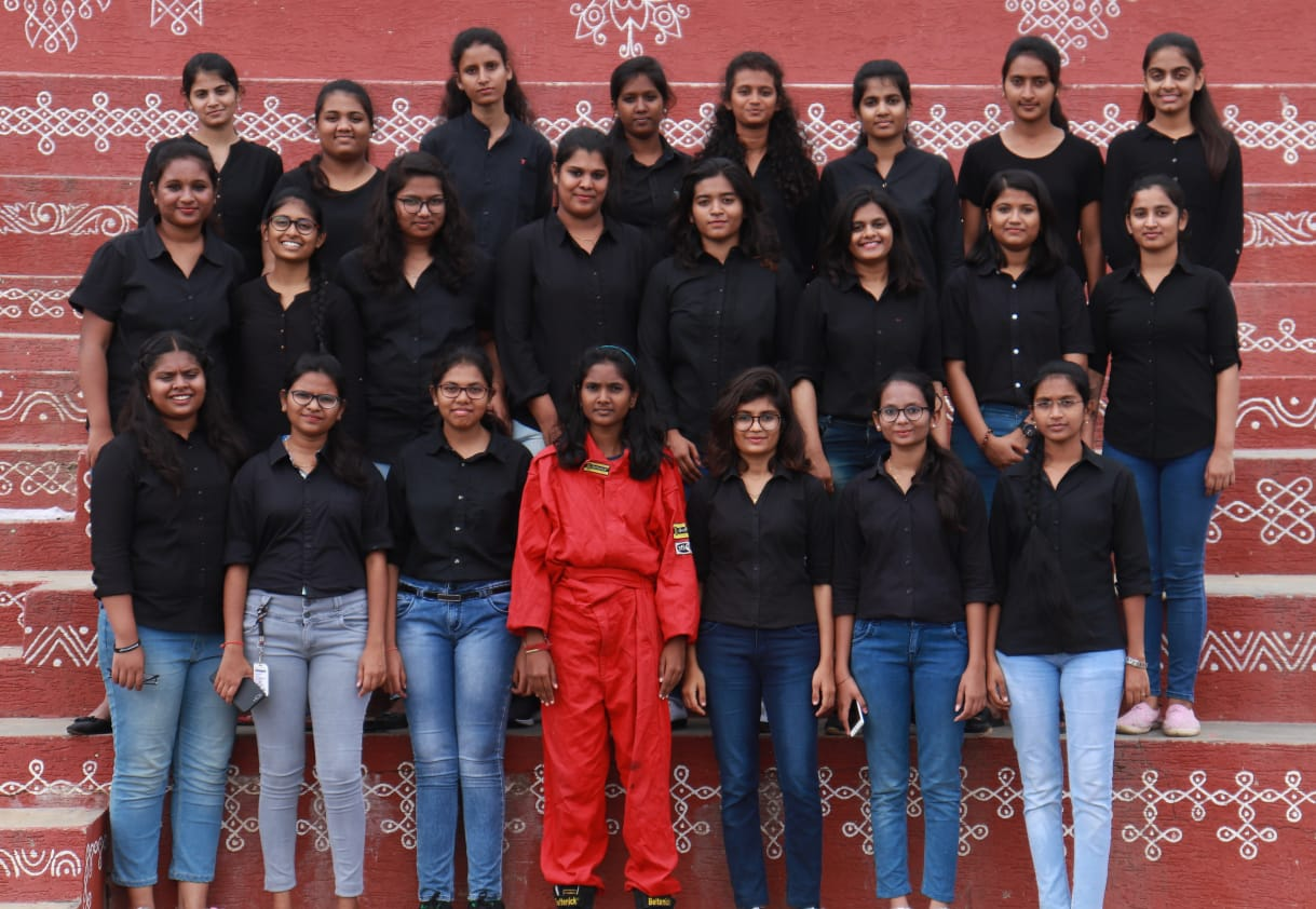 All female team from Hyderabad one of the main attraction in All Terrain Vehicle Championship