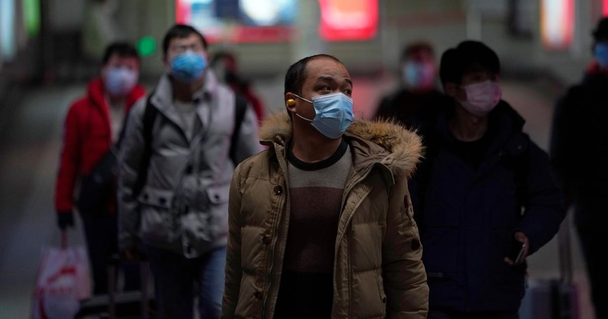 Death toll from coronavirus rises to 1,483 in China