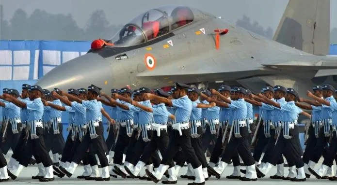 Indian Air Force recruitment rally to commence at Surat from 17 February
