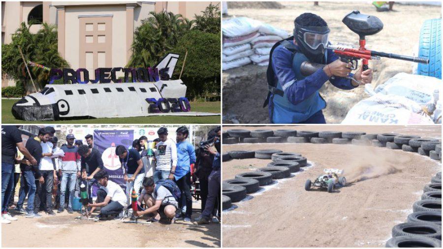 Parul University's national Tech Festival shows innovative creativity of students