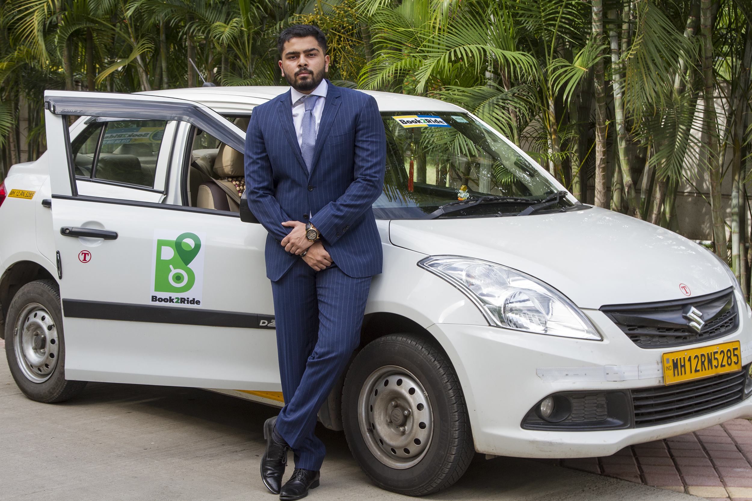 Bookmycab Car Rental receives approval from Pune Police for Pune domestic airport pick up and drop service along with other regions In Pune