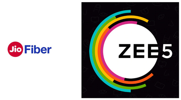 Jio brings complimentary access of Zee5 Premium content for JioFiber users