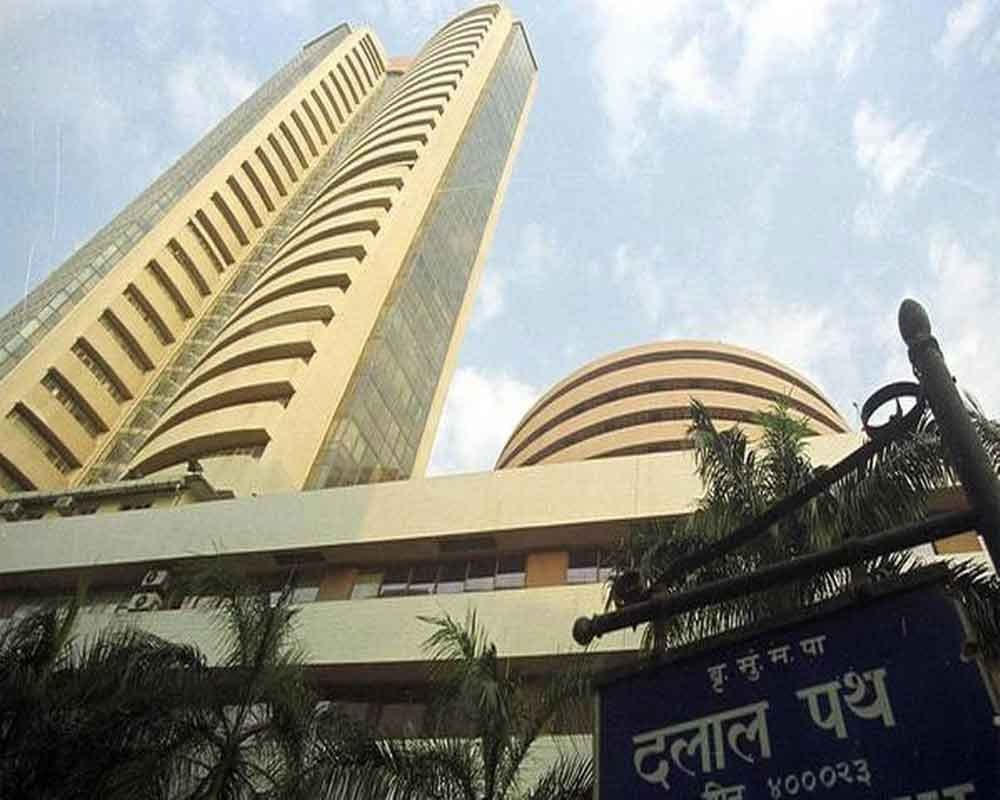 Sensex closes 429 points higher, Nifty tops 10,550 level on widespread buying