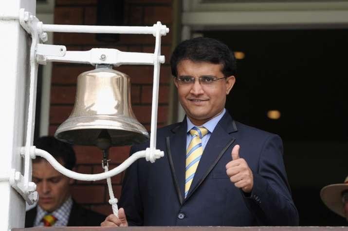 Former Indian cricket captain Sourav Ganguly turns 46