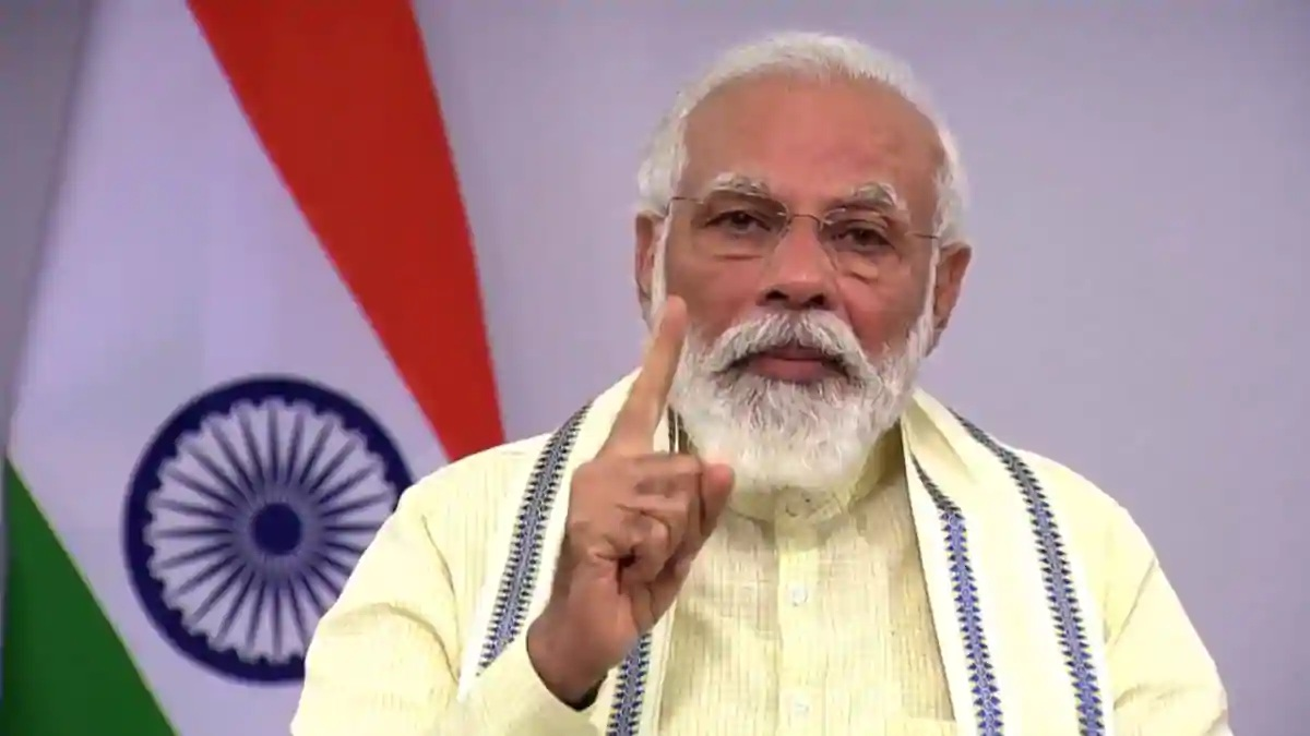 PM announces extension of Pradhan Mantri Gareeb Kalyan Anna Yojana till November