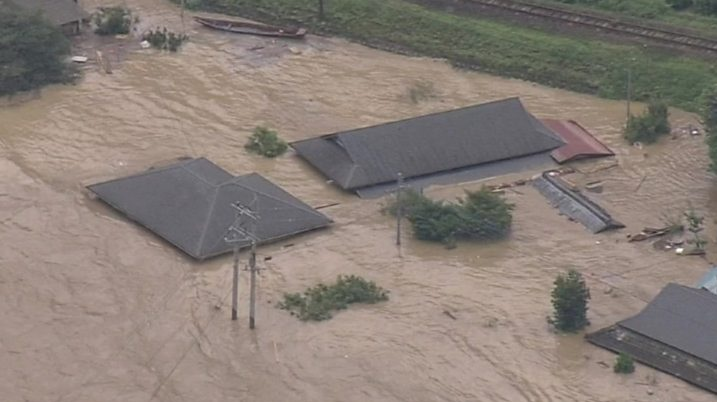 Japan : 18 die in flood-ravaged southwest Japan as rescue operations continue