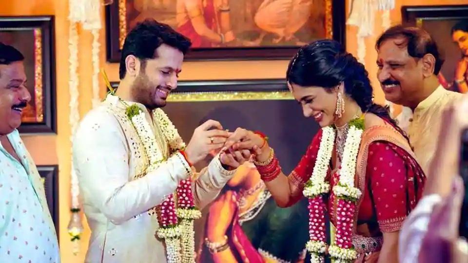 Nithiin gets engaged to girlfriend Shalini Kandukuri, set to tie the knot on July 26