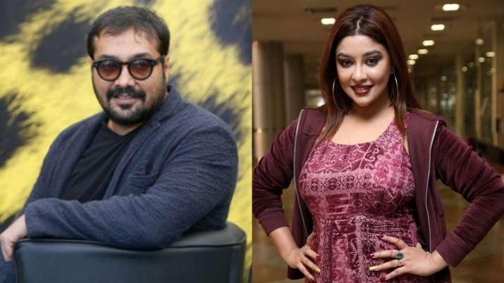 Payal Ghosh files FIR against Anurag Kashyap for rape, wrongful restrain