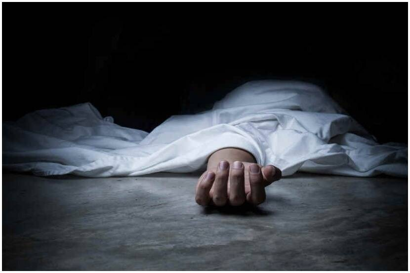 40 year old security guard died after knocked down by dumper in Savli taluka