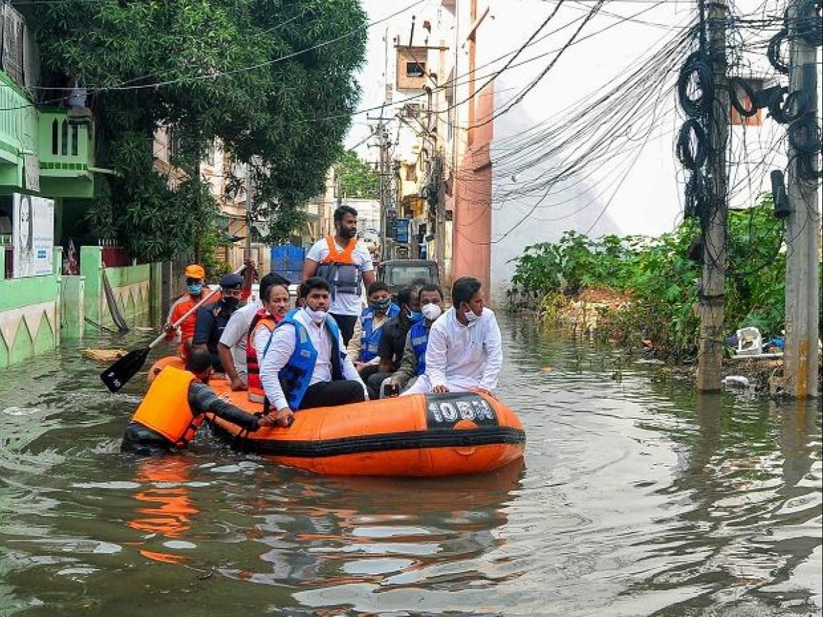 Inter-Ministerial team to visit Telangana to assess flood damage