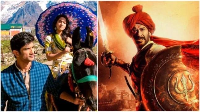 'Kedarnath', 'Tahnaji' among films re-releasing in theatres