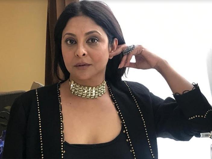 Rain plays spoilsport for Shefali Shah's 'Happy Birthday Mummy Ji' shoot