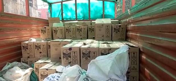 State Monitoring Cell raided farmhouse near Bhimpura village