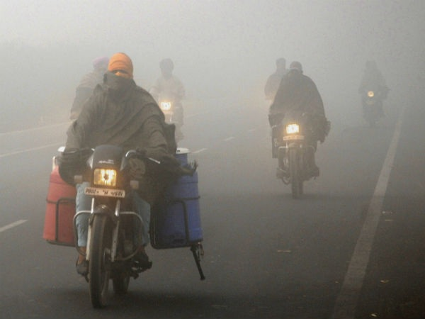 New Delhi: Minimum at 10 degrees, cold wave begins if tomorrow is as bad