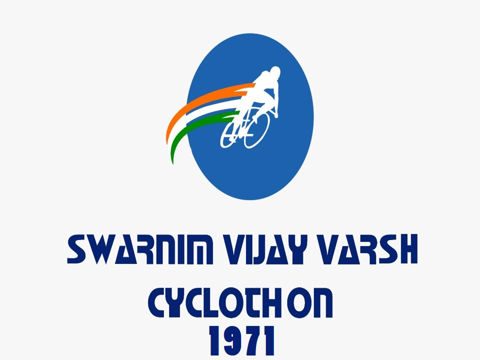 Cycling expedition by Konark Corps to commemorate Golden Jubilee victory celebrations of 1971 Indo Pak war