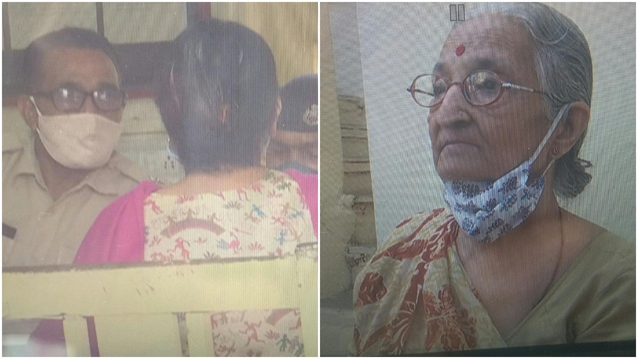 Two women hipnotised and robbed of gold bangles by unknown youth