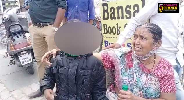 Rickshaw driver tried to kidnap a girl in Vadodara