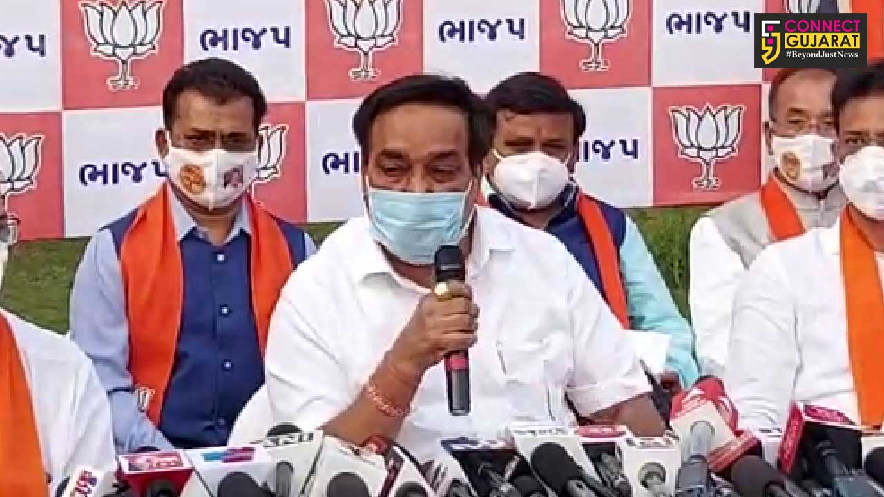 Gujarat BJP president in favour of law on Love Jihad with consent of all