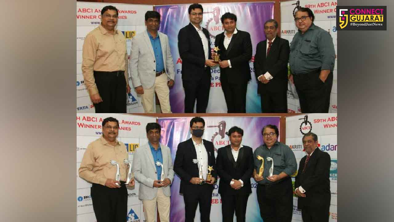 WR accomplish new record by winning 7 national awards at ABCI event