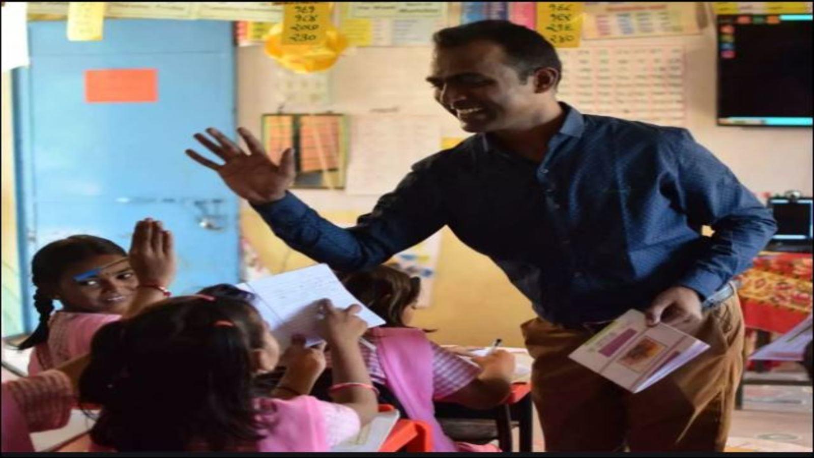 Govt school teacher Ranjitsinh Disale becomes the 1st Indian to win The Global Teacher Award prize 2020