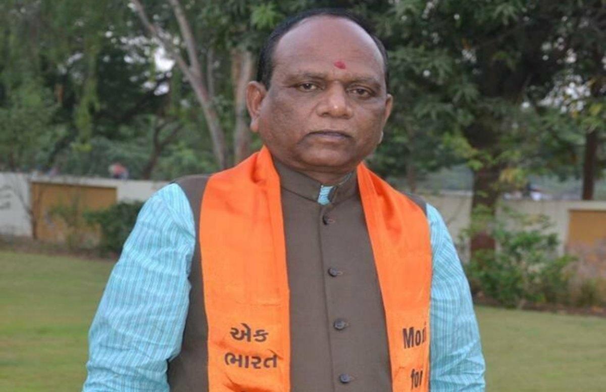 Gujarat: BJP tribal leader Mansukh Vasava resigns from party