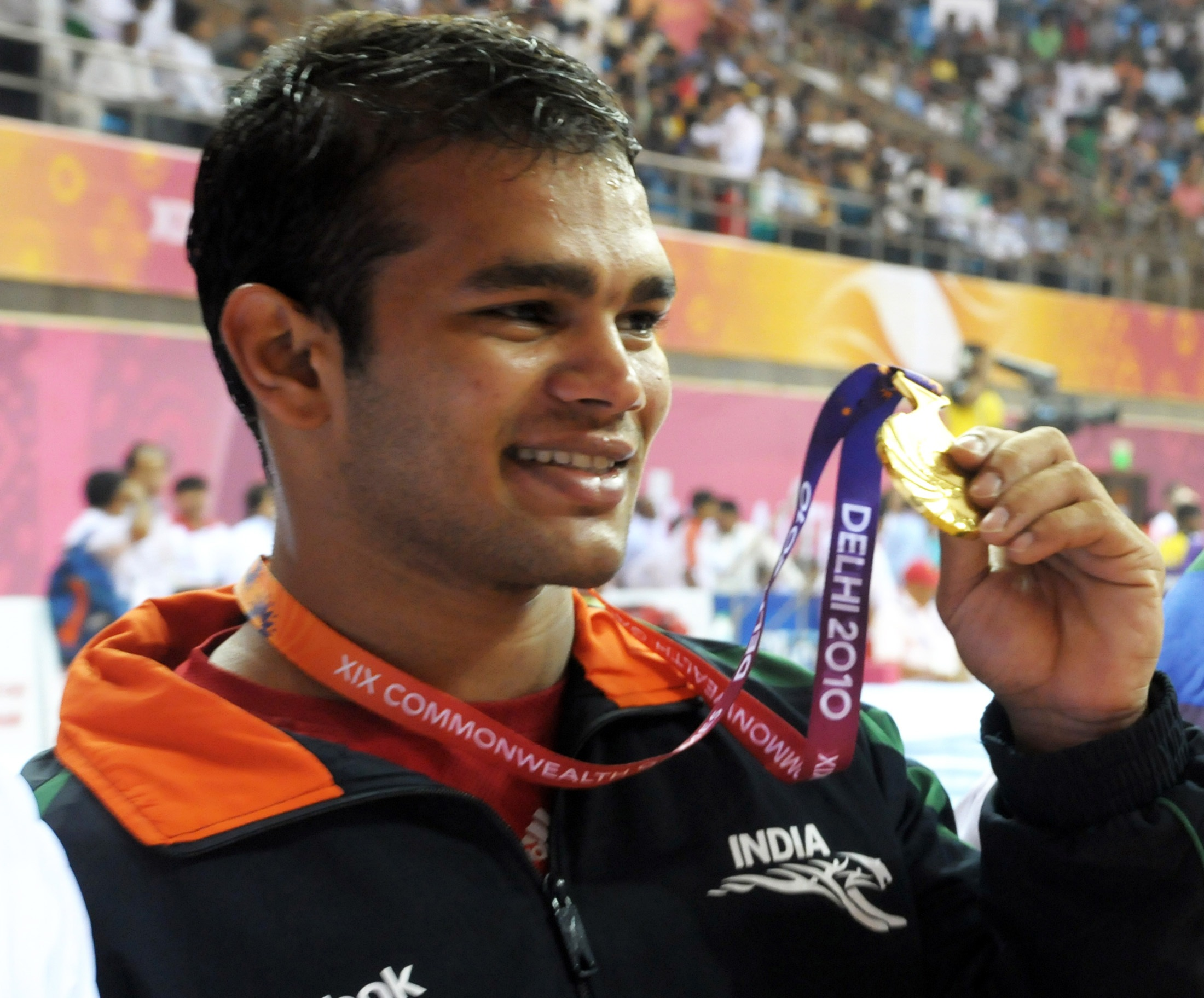 Wrestler Narsingh Yadav clears COVID-19 test set for World Cup in Serbia
