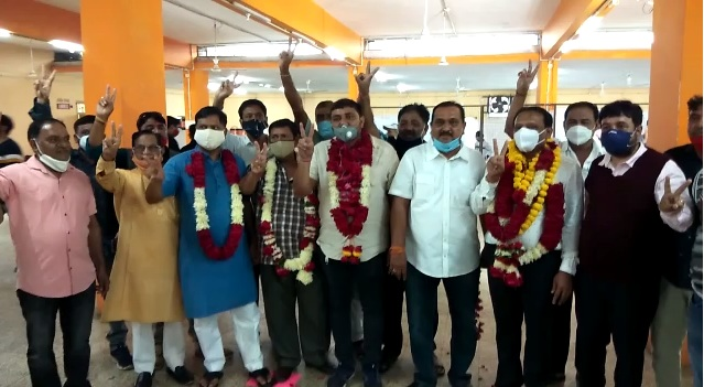 BJP inspired panel won in Baroda Central Cooperative bank election