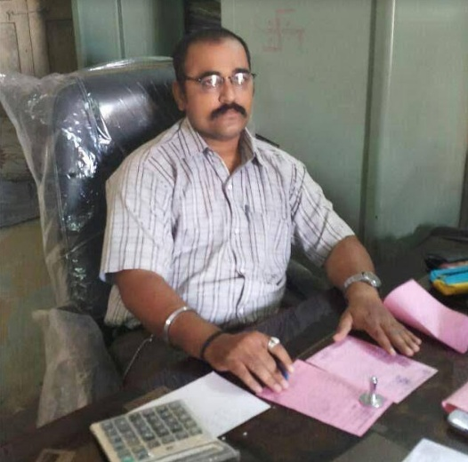 Action taken against talati of Dashrath village