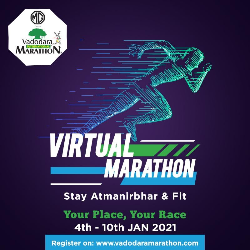 MGVM Virtual Marathon to take place between 4th to 10th January 2021