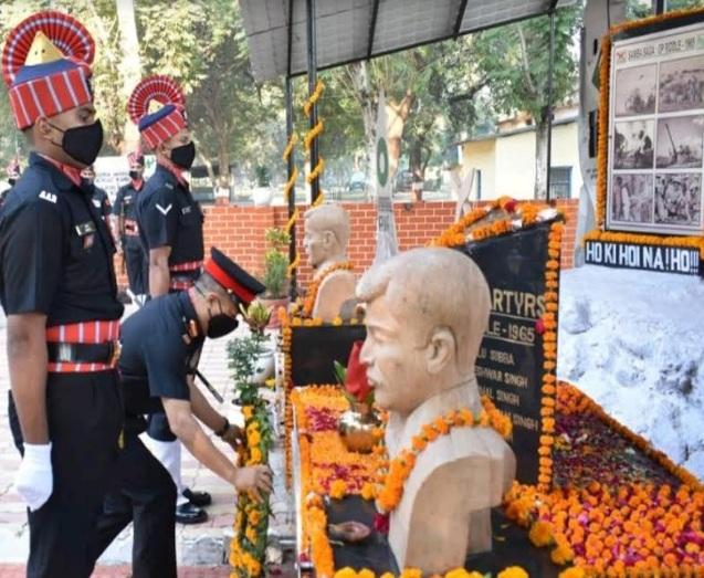 Air Defence regiment celebrates it's 49th Samba Day