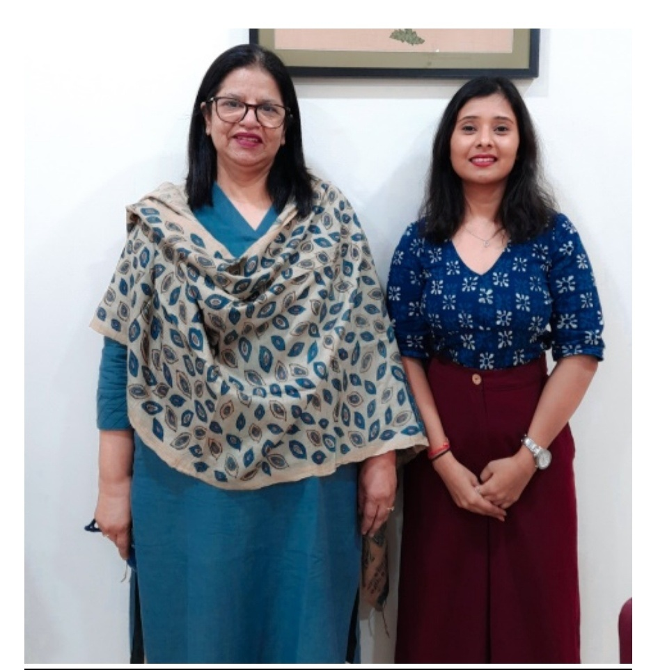 Ph.D scholar from MSU received Shastri Indo Canadian Shastri Research Student Fellowship under the Doctoral category