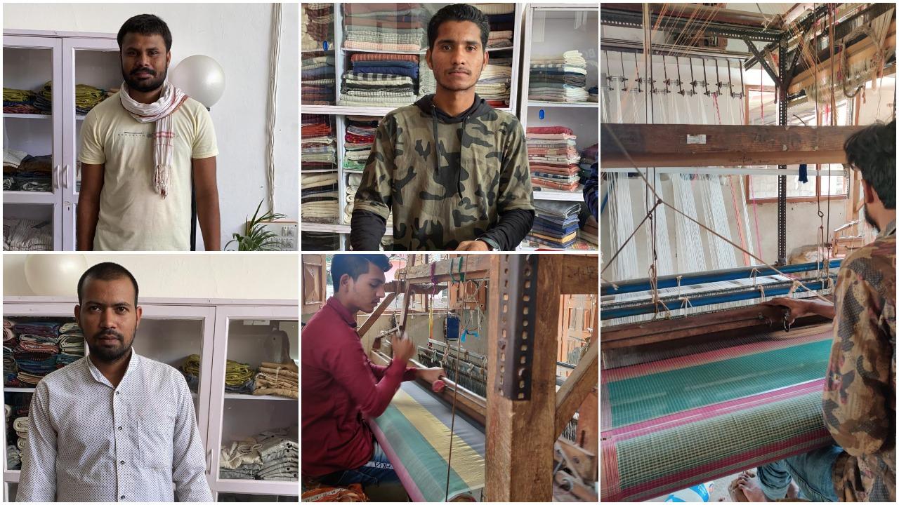 MP: Maharani Radhikaraje Gaekwad of Baroda comes to the rescue of weavers