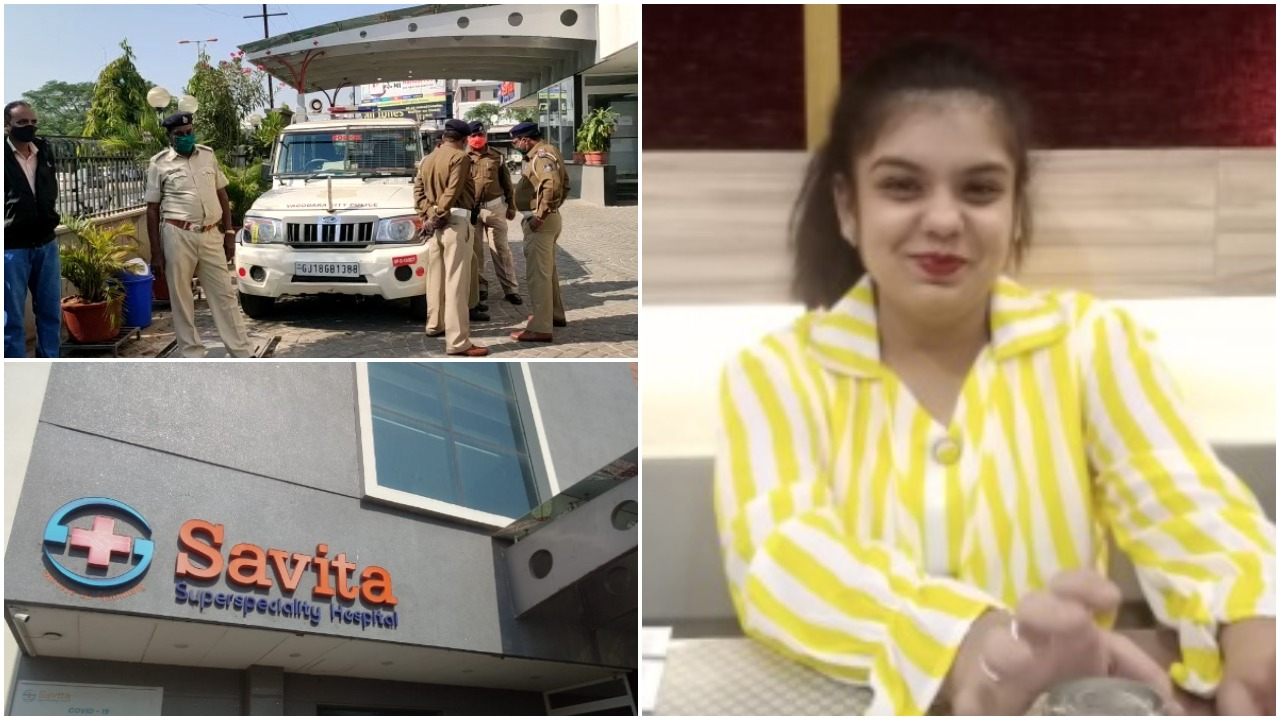 Seven organs of 17 year old brain dead girl donated