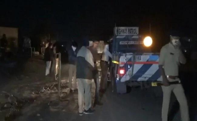 Gujarat: 15 die as truck runs over workers sleeping on pavement in Surat