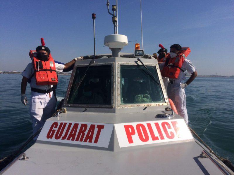 Cadets of NCC Directorate Gujarat participate in 2nd edition of Sea Vigil