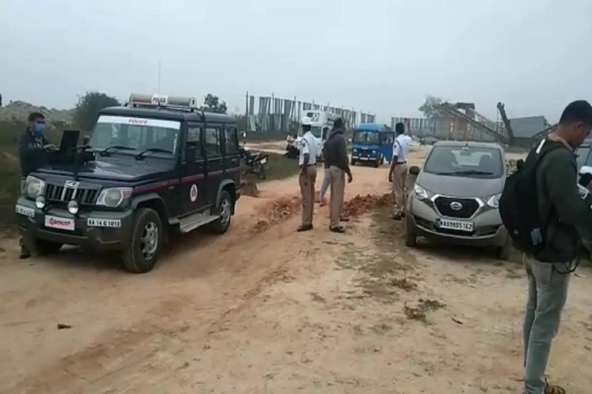 Minister: Police arrest quarry owner, dynamite supplier after Shivamogga blast