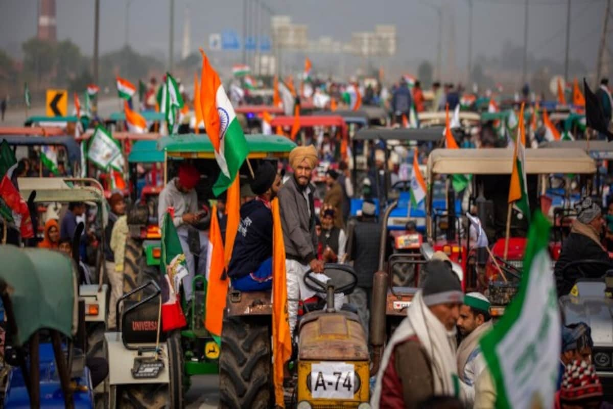 Republic Day tractor rally: SC says it won't pass orders