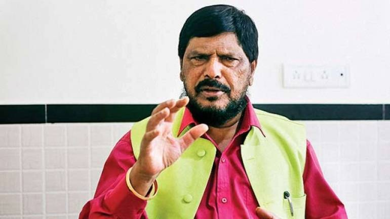Ramdas Athawale wish alliance with BJP in upcoming corporation elections