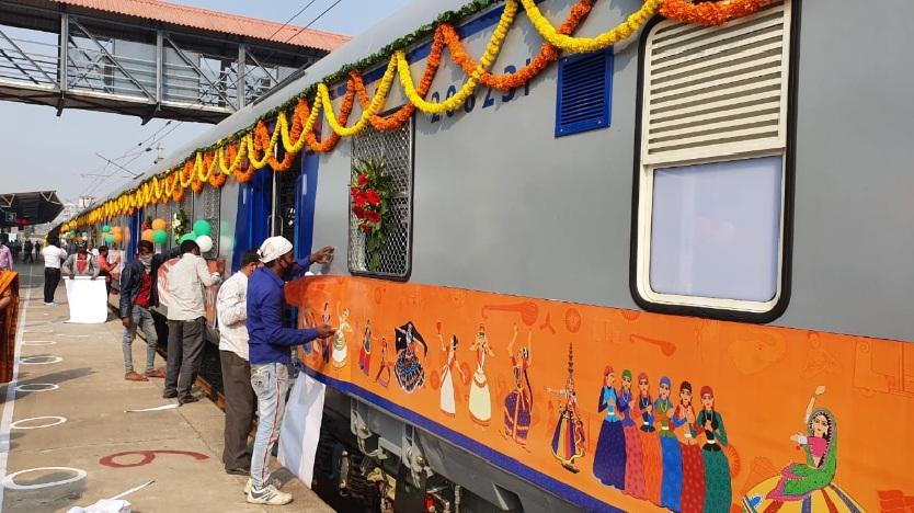 Railways introduce 10 new trains to Kevadiya