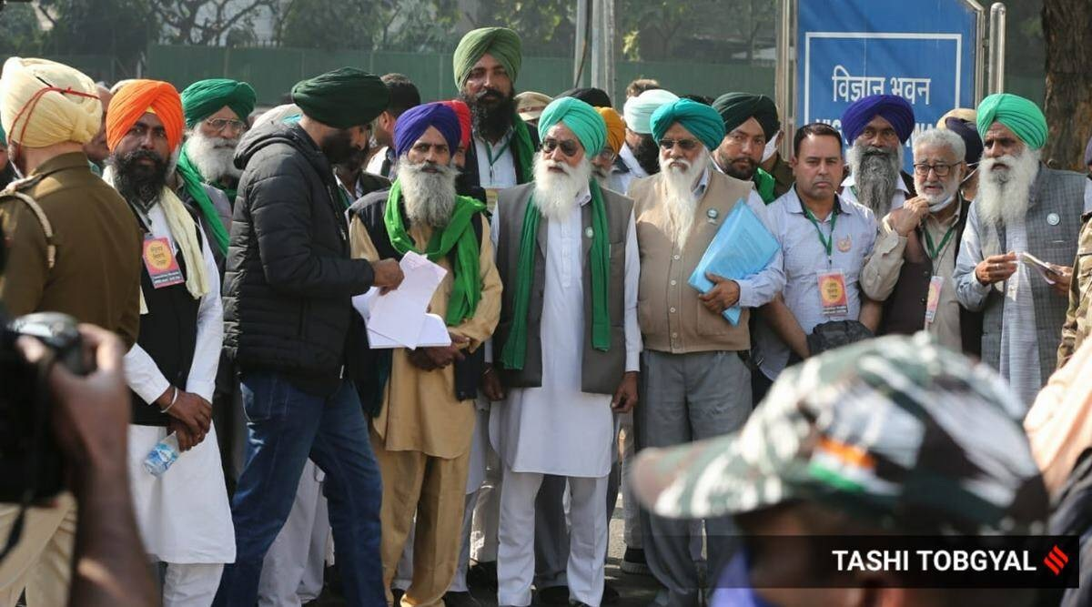 Govt to hold next round of talks with farmer's unions tomorrow