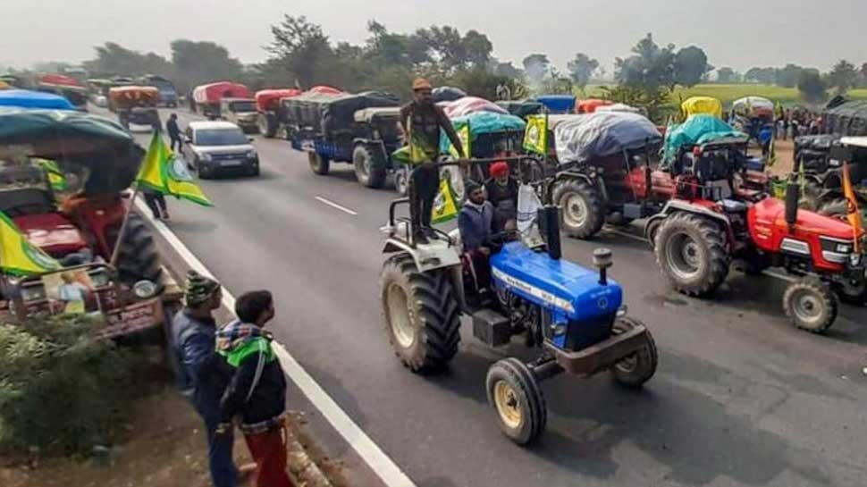 Farmers to march on highway ring around Delhi in tractors to press for their demands