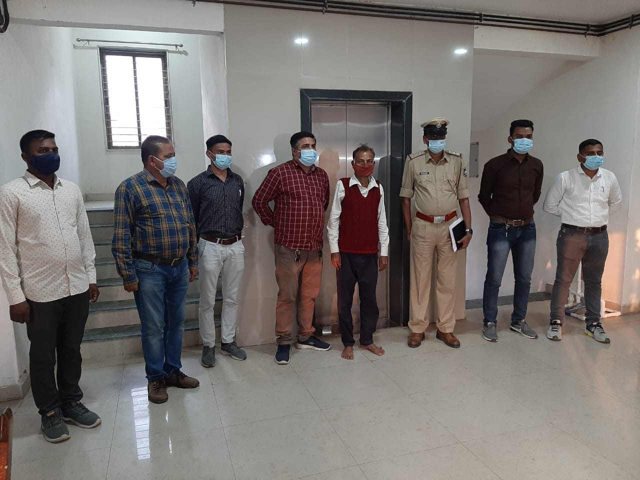 Vadodara Harni police arrest labour contractor for murder of youth named Anil Yadav